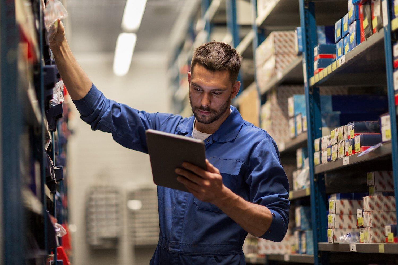 Facilities Inventory Control Software